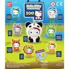 Swinging Phone Charms HELLO KITTY Zoo Costumes Surprise Capsule (Assorted)